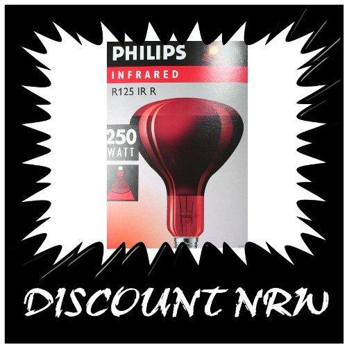 Philips Infrarot-Lampe 250 W