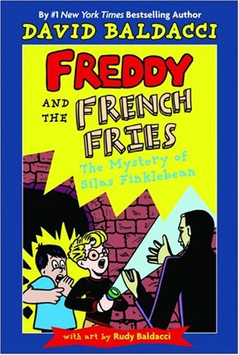Download Freddy and the French Fries: #2: The Mystery of Silas Finklebean 0316159999