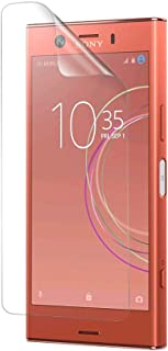 Celicious Vivid Plus Mild Anti-Glare Screen Protector Film Compatible with Sony Xperia XZ1 Compact [Pack of 2]