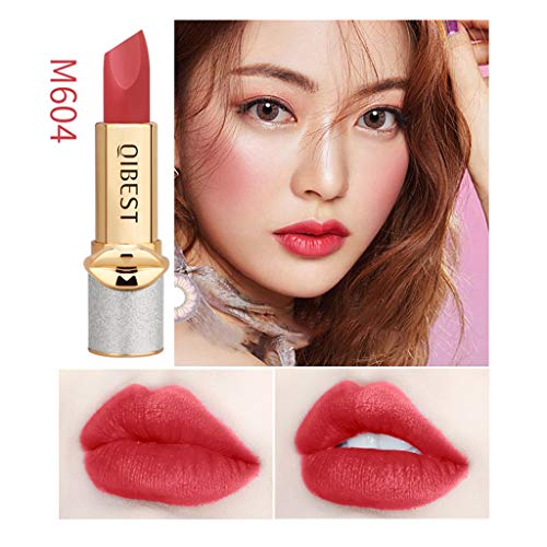 AuiforMakeup Bright Feuchtigkeitsspendender Lipgloss Lippenstift Langlebiger Lipgloss 6 Farben