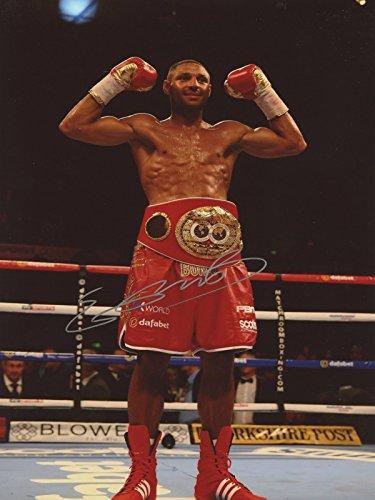 Kell Brook/IBF Welterweight Boxen World Champion signiert 12x 8Foto img01Authentic + Echtheitszertifikat