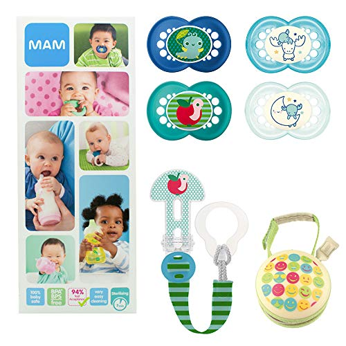 MAM Essential Soothing Set