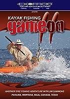 Kayak Fishing: Game on 2: Another Epic Fishing Adventure With Jim Sammons: Panama, Montana, Baja, Canada, Texas [DVD]