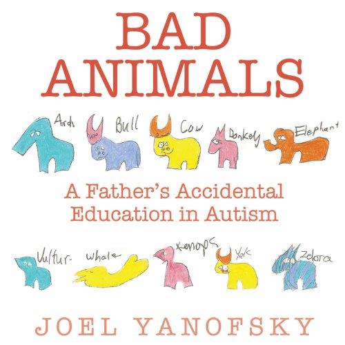 Bad Animals audiobook cover art
