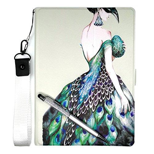 Lovewlb Tablet Hülle Für Archos Diamond Tab Hülle Ständer Leder Schutzhülle Cover XKQ