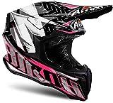 Airoh TWIR54 Twist Iron Pink Gloss XS, Pink, XS