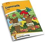 Grammatik 3. Klasse, A5- Heft (Deutsch: Grammatik, Band 213)