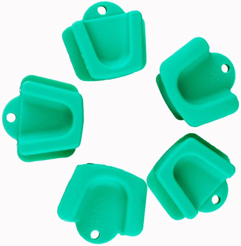 Airgoesin Max 84% OFF 5pcs Dental Oral Max 53% OFF Silicone Larg Mouth Prop Bite Blocks