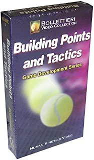 Bollettieri: Building Tennis Points and Tactics Video