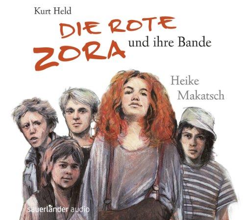 Die Rote Zora und ihre Bande Titelbild