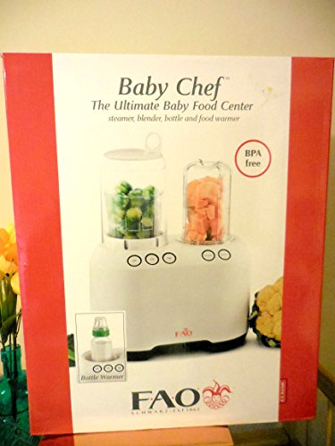 Big Sale FAO Schwarz Baby Chef Cooker Food Processor