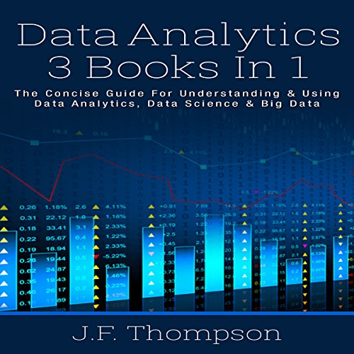 Data Analytics: 3 Books in 1 cover art