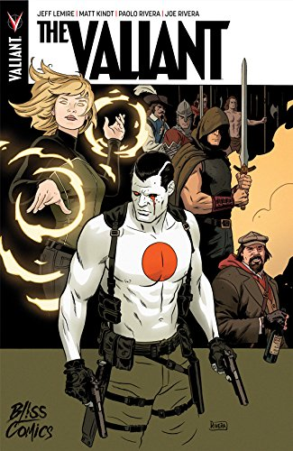 The Valiant Vol. 1