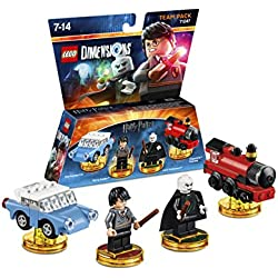 LEGO - Starter Pack Dimensions (PS4) + LEGO Dimensions: Harry Potter: Amazon.es: Videojuegos