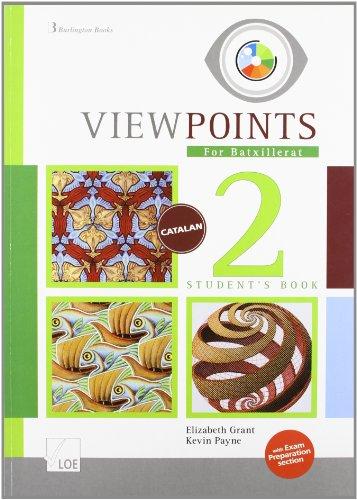 Viewpoint For Batxillerat 2. Student´s Book
