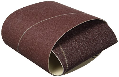 Wolfcraft cintas abrasivas, grano 80,150; para no. 2245000 PACK 2, plata