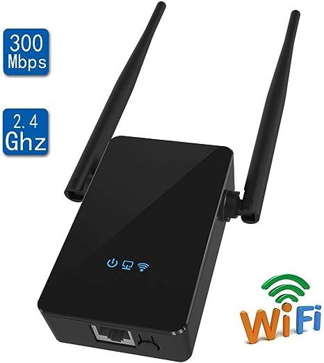 CAPTIANKN WiFi Signal Booster, Amplificador de señal WiFi ...