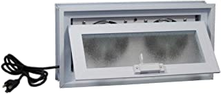 Crawl Space Vent (White) - for 16