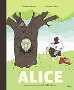 Alice racontée aux petits d'Annelore Parot