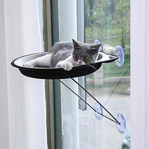 Soft Cat Window Perches Pet Hanging Beds Cat Sunny Seat Window Mount Pet Cat Hammock Comfortable Cat Pet Bed Eva Soft Pet Bed Better