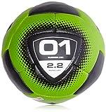 Escape Vertmini-Mini - Balón Medicinal (1 kg), Color Negro y Verde