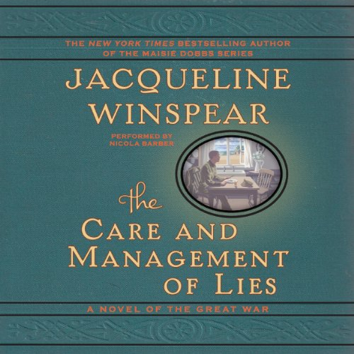 The Care and Management of Lies cover art