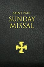 Saint Paul Sunday Missal (Black)