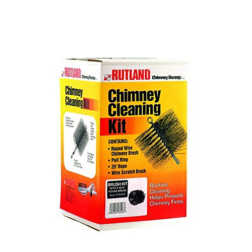 Lowest Price! Rutland Chimney Cleaning Kit (16460)