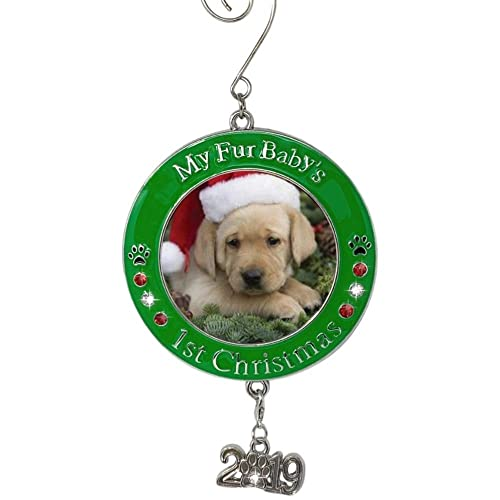 Dogs First Christmas Ornament.Dogs First Christmas Ornament Amazon Com