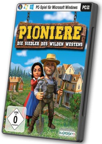 Pioniere - Die Siedler des Wilden Westens - [PC]