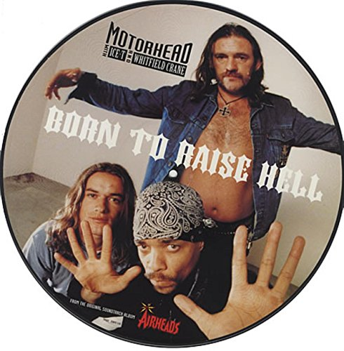 Born to Raise Hell [12