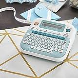Brother P-touch Embellish Ribbon & Tape Printer PT-D215e