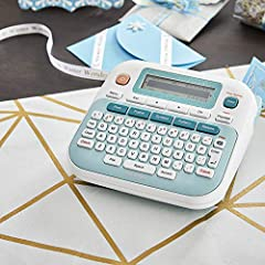 CREATE DECORATIVE RIBBON AND TAPE ACCENTS: Easily personalize satin ribbon, patterned, matte, pastel, or washi tape to add a personal touch to gift-wrapping, party favors, table settings, craft and organization projects, scrapbooking and more. PERSON...