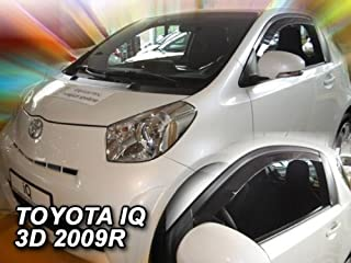Suchergebnis Auf Für Auto Toyota Iq Windabweiser Autozubehör Auto Motorrad
