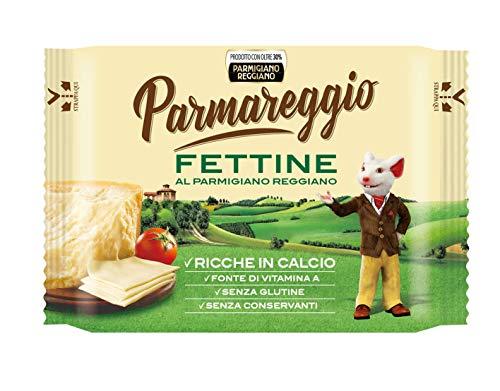 Parmareggio Gustose Fettine al Parmigiano Reggiano, 150 Gr.