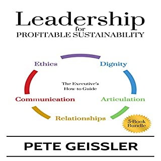 Leadership for Profitable Sustainability cover art