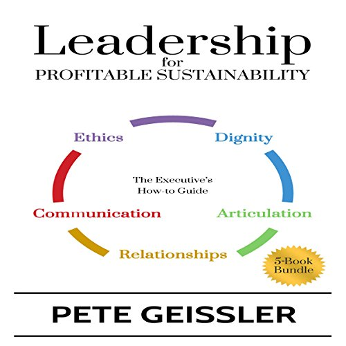 Leadership for Profitable Sustainability Titelbild