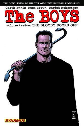 The Boys Volume 12: The Bloody Doors Off