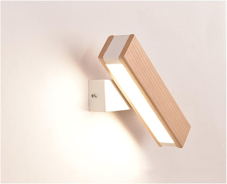 DYFYMX Europäische minimalistische Wand Lampe Gang Korridor Zimmer Schlafzimmer Nachttischlampe Badezimmer Spiegel Scheinwerfer Farbe : Warmes Licht Wandleuchte für Home Office