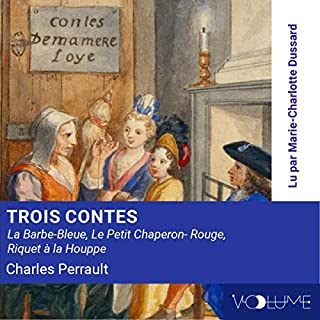 Page de couverture de Trois contes