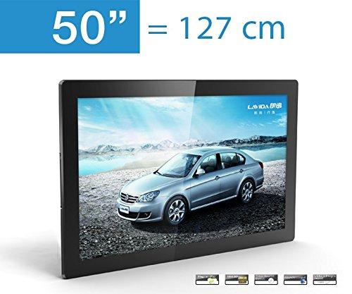 Indoor 50 Zoll LCD Werbedisplay - Digital Signage Display