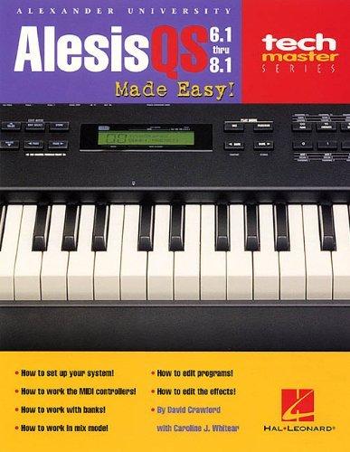 Alesis QS Made Easy!: 6.1 thru 8.1 by David Crawford (2001-04-01)