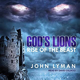 God's Lions: Rise of the Beast audiobook cover art