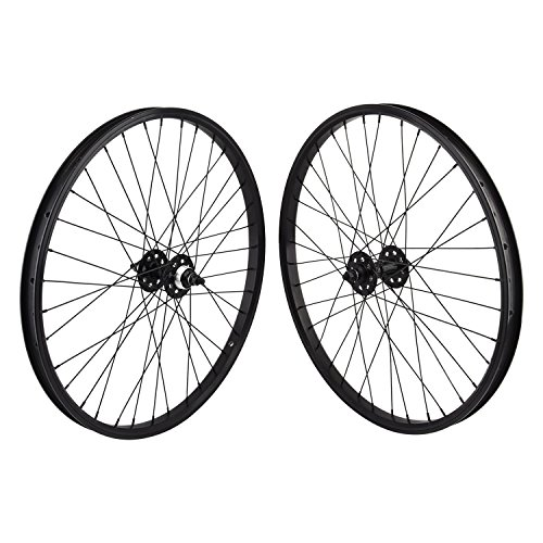 SE 24' BMX Wheelset 24 Black