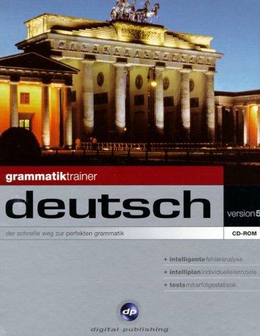 Interaktive Sprachreise - Version 5 Grammatiktrainer Deutsch