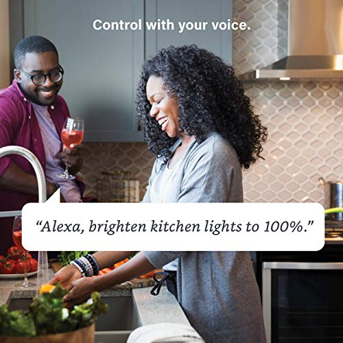 Sengled Smart LED Soft White A19 Bulb, Hub Required, 2700K 60W Equivalent, Works with Alexa, Google Assistant & SmartThings, 1 Pack