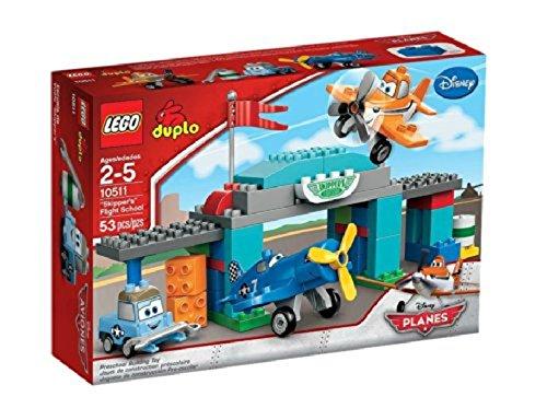 LEGO Duplo Disney Planes 10511 - Skippers Flugschule