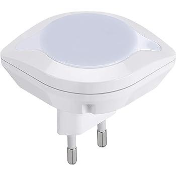 Hama Basic 0.8W LED Rojo Luz nocturna para beb/é Rojo, LED, Blanco, 0,8 W