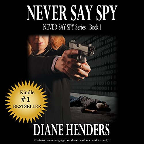 Never Say Spy cover art