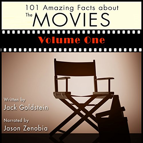 101 Amazing Facts About the Movies: Volume 1 audiobook cover art
